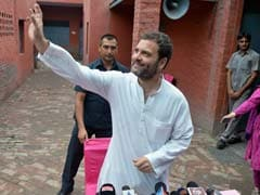 Rahul Gandhi To Meet Top Leaders Of Punjab Congress In Delhi Tomorrow