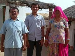 From A Village in Rajasthan, Student Qualifies For AIIMS