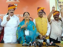 BJP Wins All 4 Rajya Sabha Seats In Rajasthan, Kamal Morarka Defeated