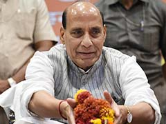 India On Course To Become An Economic Superpower: Rajnath Singh