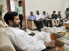 Being Dalit's Daughter Is No Licence For Corruption: Minister Ram Vilas Paswan