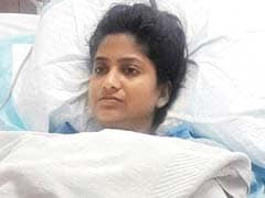 22-Year-Old Thane Girl Thrown Off Running Train, Survives