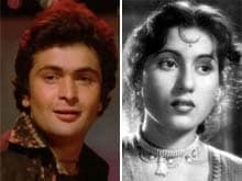 Rishi Kapoor Wanted to Star in a Romantic Song With Madhubala