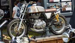 Royal Enfield Unveils Two Factory Customs