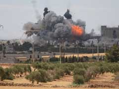 Russia Strikes US-Backed Rebels In Syria: Official