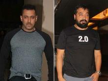 Salman Khan's Rape Comment Was Thoughtless, Says Anurag Kashyap