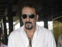 Sanjay Dutt's Cover-Up Act At His Pali Hill Home To Beat Prying Eyes