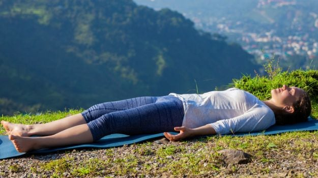 Savasana, the Most Relaxing Yoga Pose: Time to Reboot, Not Sleep
