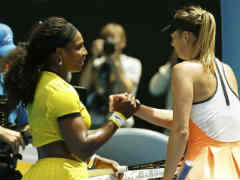 Serena Williams Tops Maria Sharapova As World's Highest Paid Sportswoman