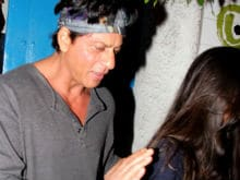 Shah Rukh Khan Takes Suhana Out For Daddy-Daughter-Only Dinner