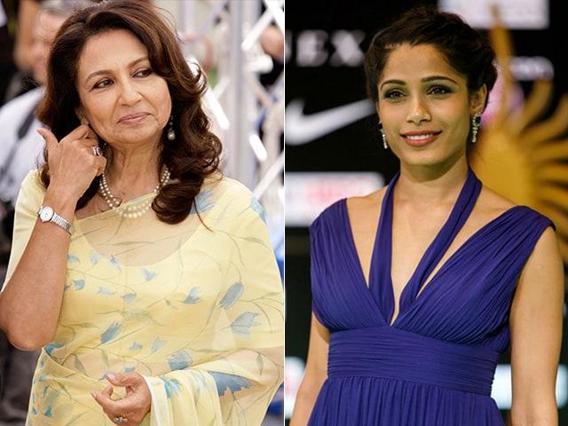 Sharmila Tagore, Freida Pinto and Deepa Mehta Are Academy's New Members