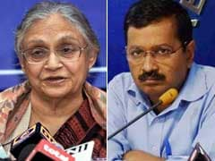 Sheila Dikshit, Arvind Kejriwal To Be Questioned In Water Tanker Scam By Anti-Corruption Bureau