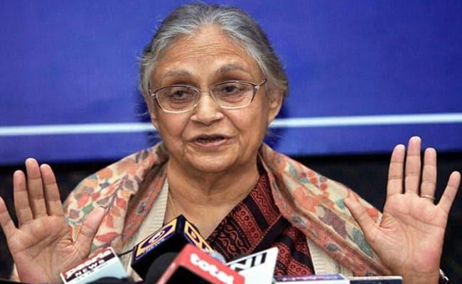 No Thanks, Sheila Dikshit Tells Congress On Uttar Pradesh Role: Sources