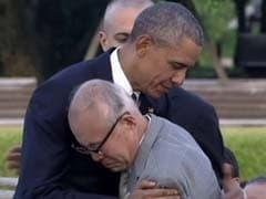 A Bomb Survivor Barack Obama Hugged Trusts Promise Will Be Kept