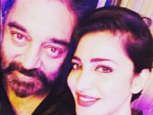 Shruti's Experience of Filming Sabash Naidu With Father Kamal Haasan
