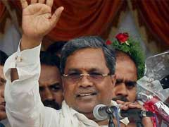 PM Modi Said Decision On Karnataka Drought Fund Soon: Chief Minister Siddaramaiah