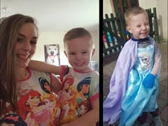Mom Defends 3-Year-Old Sons Right to Wear Princess Dress in Open Letter