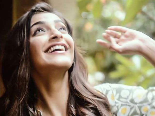 Check Out Sonam Kapoor's Pre-Birthday Surprise Gift