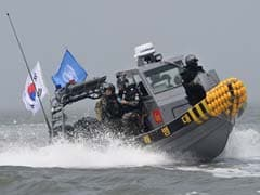 South Korea Sends Military Vessels To Repel 'Illegal' Chinese Boats