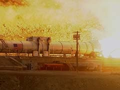 NASA Set To Test-Fire Booster For World's Most Powerful Rocket