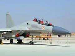 Maiden Flight Of Su-30 MKI With BrahMos Supersonic Cruise Missile Successful