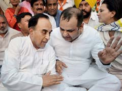 Subramanian Swamy Accuses Arvind Kejriwal Of Breaching Constitutional Norms