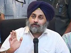Punjab Polls: Arvind Kejriwal Will Take Punjab's Waters To Haryana, Delhi: Sukhbir Singh Badal