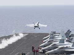 US Strikes ISIS From Mediterranean Carrier For First Time
