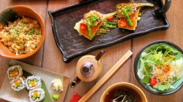 Indian chinese move over the pan asian food trend is here for Adaro sushi pan asian cuisine