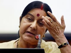 Sushma Swaraj's Statement On NSG 'Surprising', Says Congress