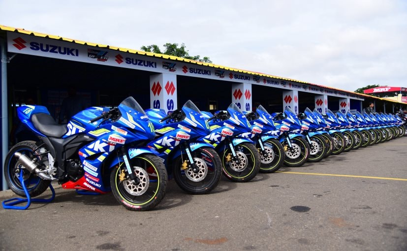2016 Suzuki Gixxer Cup Season 2: First Ride on The Cup Bike