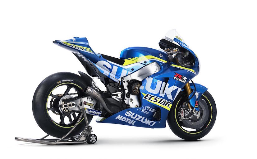 2016 MotoGP: Suzuki Ecstar Signs a Two-Year Deal With Alex Rins - NDTV CarAndBike