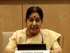 12 Indian Sailors Jailed In Italy Freed, Says Sushma Swaraj