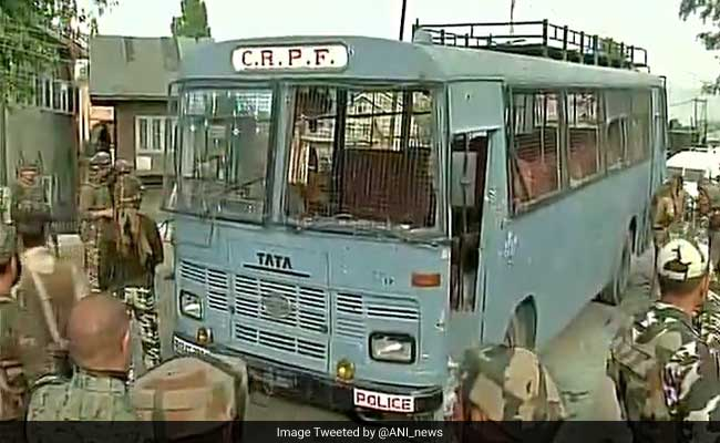 8 Soldiers Killed, 22 Injured In Terrorist Attack In Kashmir's Pulwama