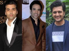 For Tusshar Kapoor, Now Single Dad, 'Thrilled' Tweets From Celeb Friends