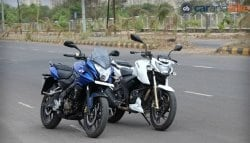 Comparison Review: TVS Apache RTR 200 4V vs Bajaj Pulsar AS 200