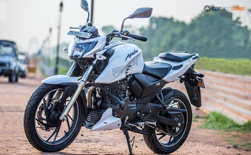 Yamaha Fz25 Vs Tvs Apache Rtr 200 4v Vs Honda Cbr250r