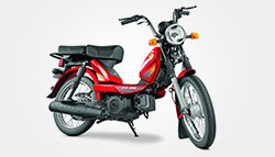 TVS Motor Company Launches Four-Stroke TVS XL 100