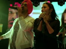 Alia Bhatt Feels 'Honoured' to Sing Her Second Song With Diljit Dosanjh