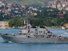 Russia Warns NATO Not To Build Up Naval Forces In Black Sea