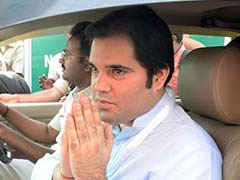 Varun Gandhi Skips Amit Shah's Meet For BJP Lawmakers