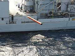 Navy Inducts Indigenous Heavyweight Torpedo 'Varunastra'
