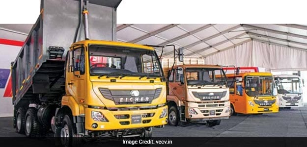 VE Commercial Vehicles May Sales Rise 43%