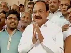 'Wisdom Has Prevailed' Venkaiah Naidu On Rahul Gandhi 'U-Turn'