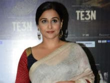 Vidya Balan Says, 'Don't Think There Is Need to Resurrect My Career'