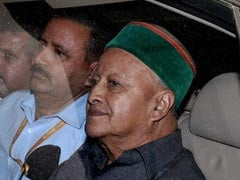 No Plan To Detain Virbhadra Singh's Children: CBI Tells High Court