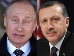 Turkey, Russia leaders In First Contact Since Plane Crisis
