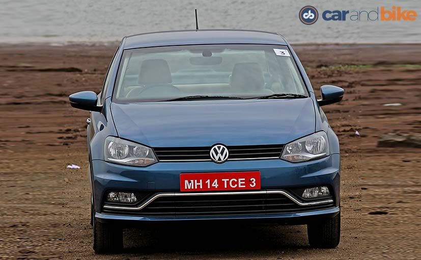 VW Ameo diesel compact sedan India launch today