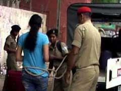 महिला को रस्सी से बांधकर लाना झारखंड पुलिस को महंगा पड़ा, चार पुलिसकर्मी सस्पेंड