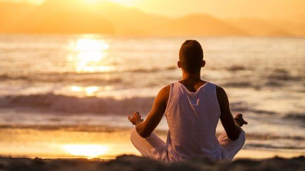 yogic posture